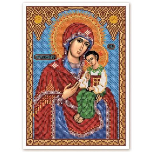 """Набор для вышивки иконы бисером """"Богородица Песчанская"""""""