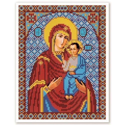 """Набор для вышивки иконы бисером """"Богородица Озерянская"""""""