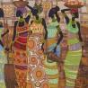 """Набір для вишивки бісером """"Африканські красуні"""""""