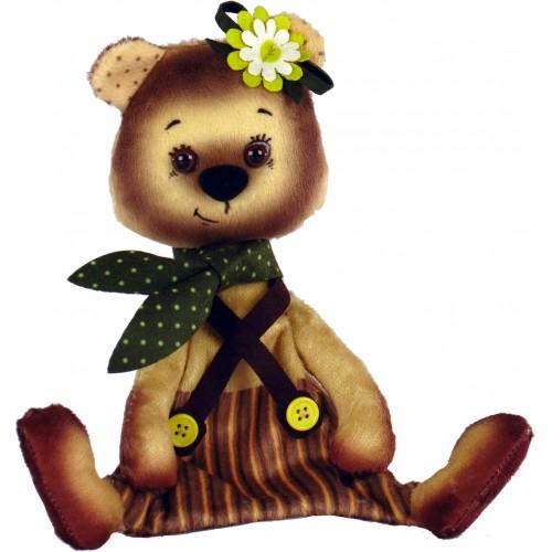 """Набiр для шиття м'якої іграшки """"Ведмедик"""""""