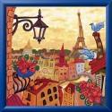 """Набор для вышивки бисером """"Париж. Зазеркалье"""""""