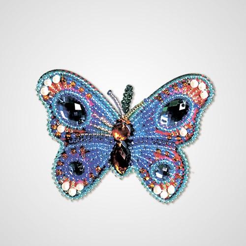 Набір для креативного рукоділля «Блакитний метелик»