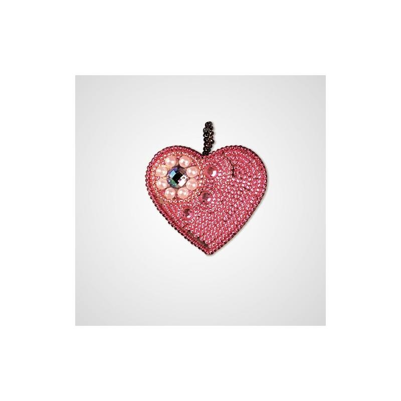 """Nova Sloboda - Набір для креативного рукоділля """"""""Серце"""" Ніжність """""""" / фото №4391"""