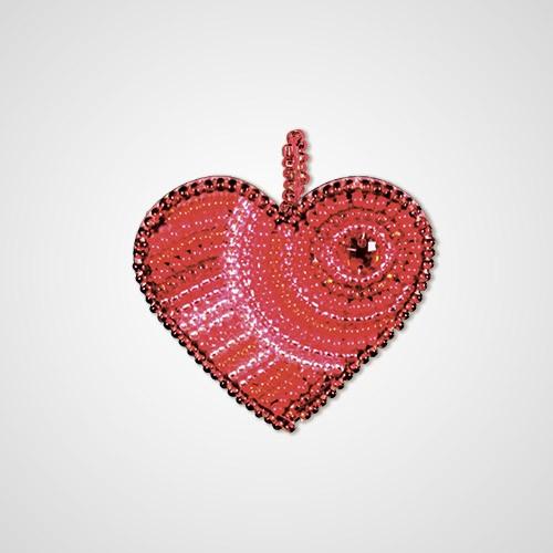 """Набір для креативного рукоділля """"Серце"""" Кохання"""""""""""