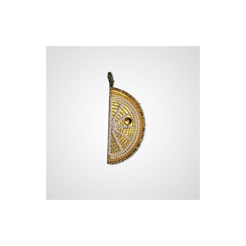 """Nova Sloboda - Набір для креативного рукоділля """"Лимон"""" / фото №4395"""