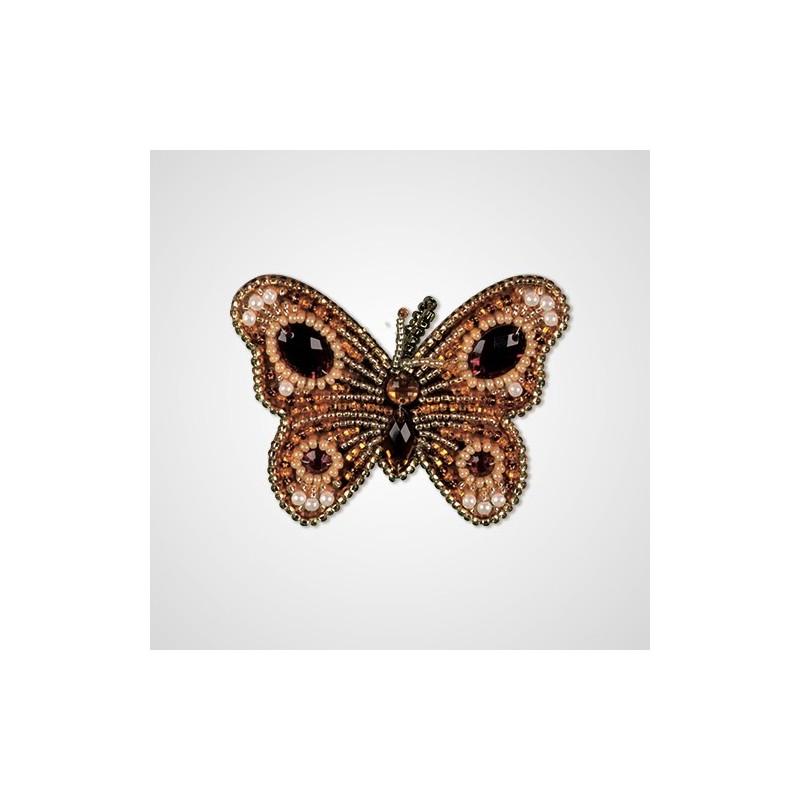 Nova Sloboda - Набір для креативного рукоділля «Золотий метелик» / фото №4405