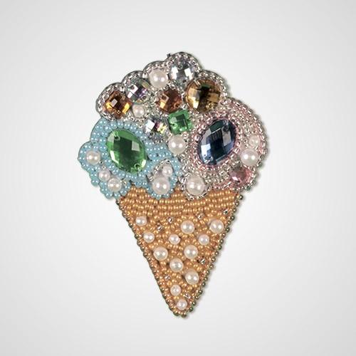 Набор для креативного рукоделия «Мороженое»