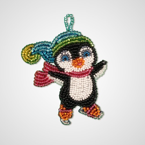 """Набір для креативного рукоділля """"Пингвинчик"""""""
