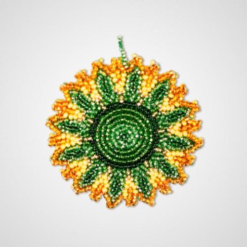 """Набір для креативного рукоділля """"Квітка сонця"""""""