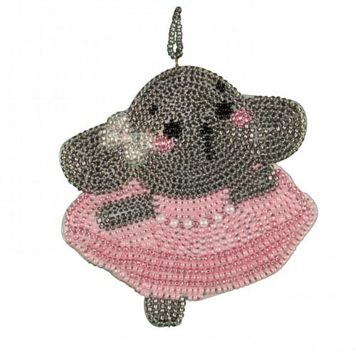 Набор для креативного рукоделия «Мышка балерина»