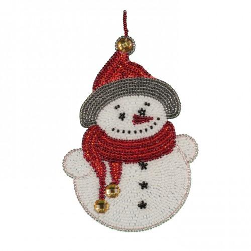 Набор для креативного рукоделия «Снеговик»
