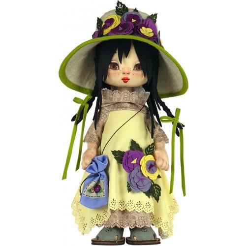 Набор для шитья куклы «Девочка. Голландия»