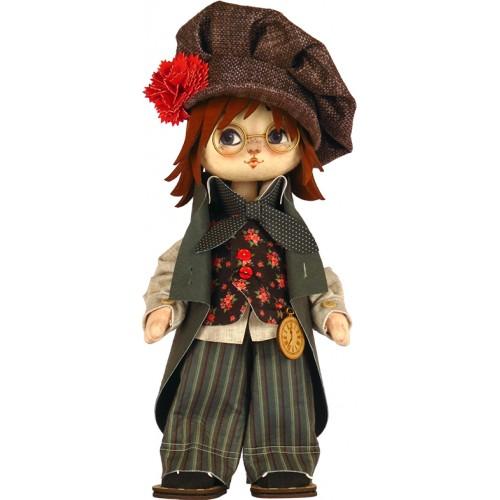 """Набір для шиття ляльки """"Хлопчик. Германія"""""""