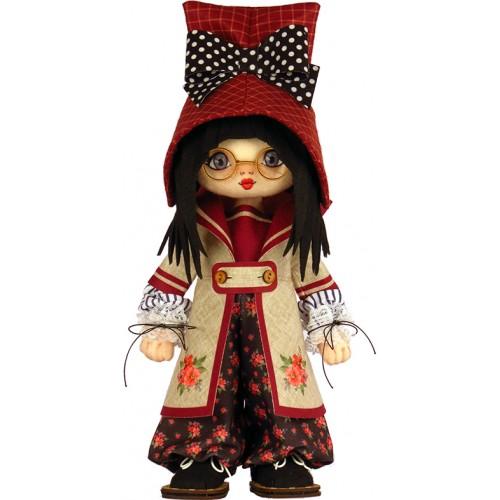 """Набір для шиття ляльки """"Дівчинка. Швеція"""""""