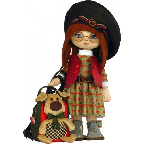 """Набор для шитья куклы """"Девочка Элли"""""""