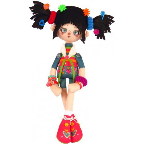 "Набор для шитья куклы ""Мармеладка"""