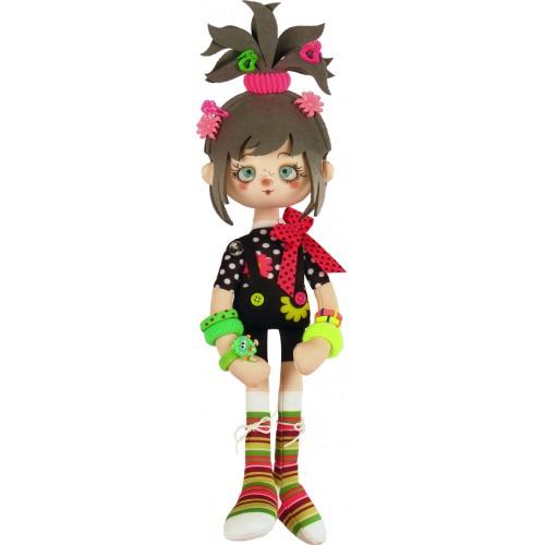 "Набор для шитья куклы ""Барбариска"""