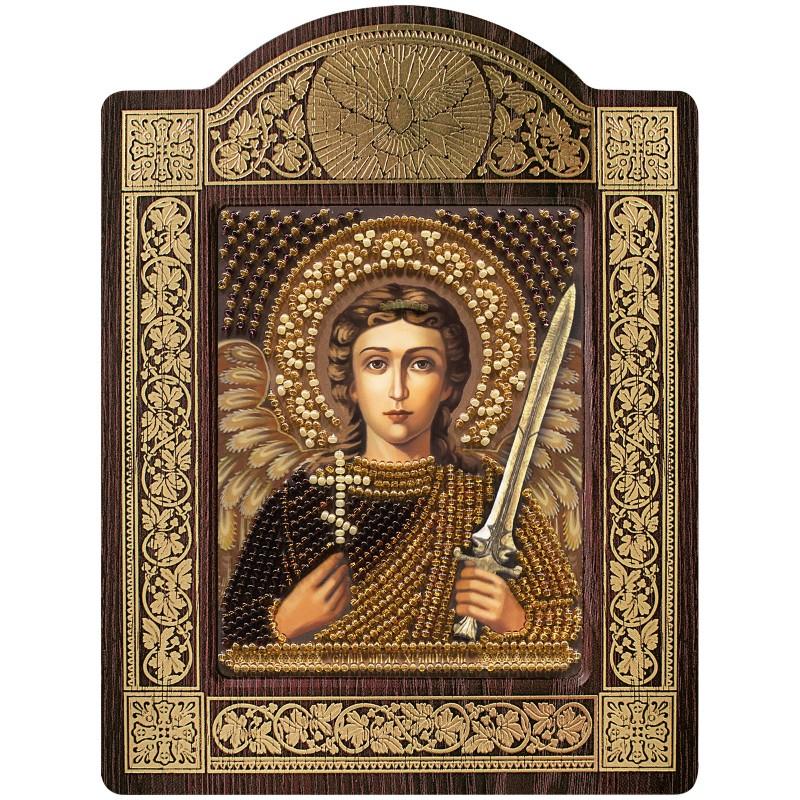 """Nova Sloboda - набір для вишивки ікони в рамці-кіоті """"Ангел Хранитель"""" / фото №671"""