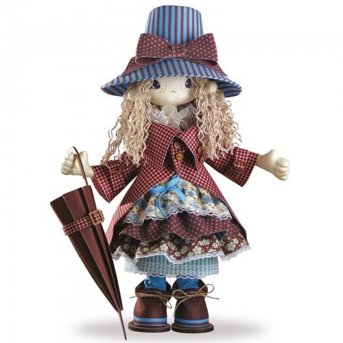 """Набор для шитья каркасной интерьерной куклы """"Мэри"""""""