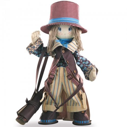 """Набор для шитья каркасной интерьерной куклы """"Роберт"""""""