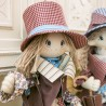 """Набір для шиття інтер'єрної каркасної ляльки """"Роберт"""""""