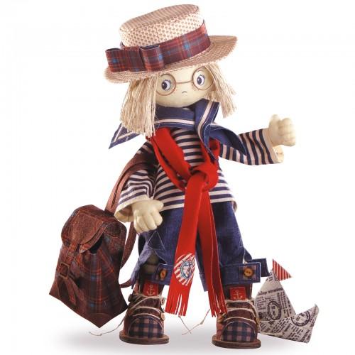 """Набір для шиття інтер'єрної каркасної ляльки """"Том"""""""