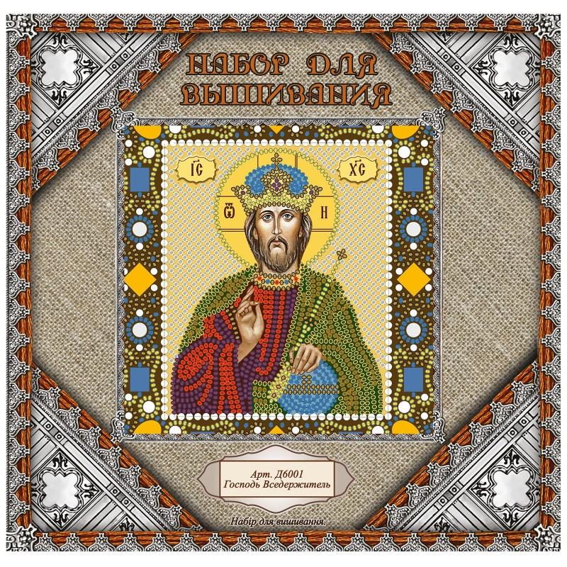 """Nova Sloboda - Набiр для вишивання iкони """"Христос Спаситель"""" / фото №887"""