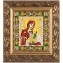 """Набор для вышивки иконы """"Богородица """"Утоли мои печали"""""""