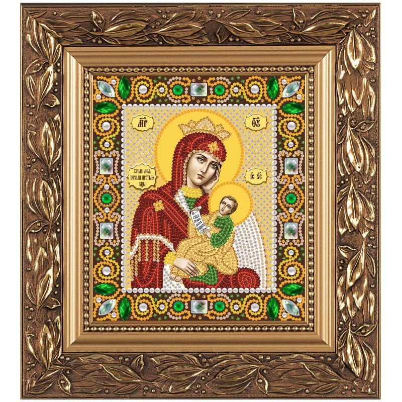"""Набiр для вишивання iкони """"Богородиця «Утамуй мої печалі»"""