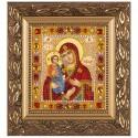"""Набор для вышивки иконы """"Богородица """"Троеручица"""""""