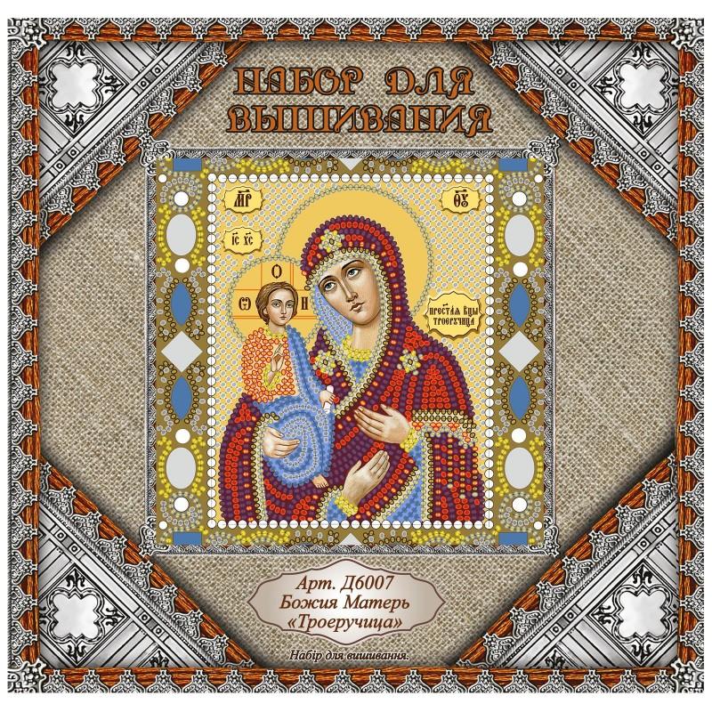 "Nova Sloboda - Набiр для вишивання iкони ""Богородиця «Троєручиця»"" / фото №899"