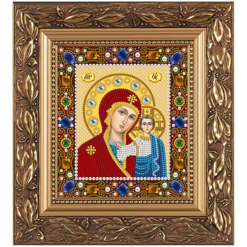 """Набор для вышивки иконы """"Богородица Казанская"""""""