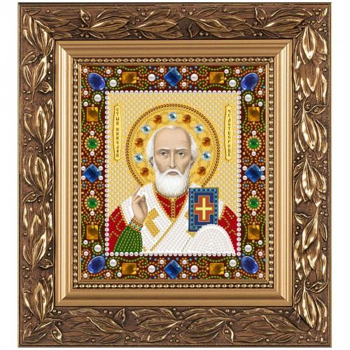 """Набiр для вишивання iкони """"Св. Миколай Чудотворець"""""""