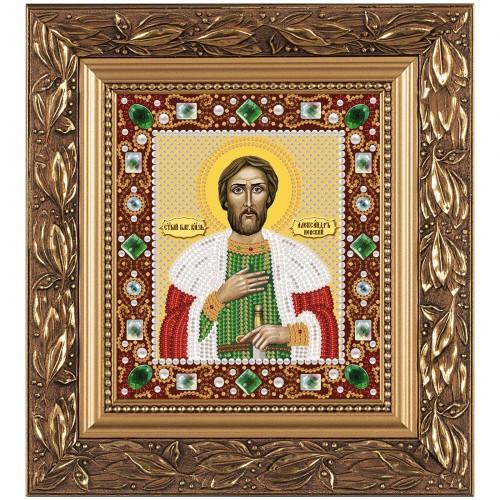 """Набор для вышивки иконы """"Св. Блгв. Великий Князь Александр Невский"""""""
