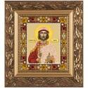"""Набор для вышивки иконы """"Св. Блгв. Князь-страстотерпец Борис"""""""