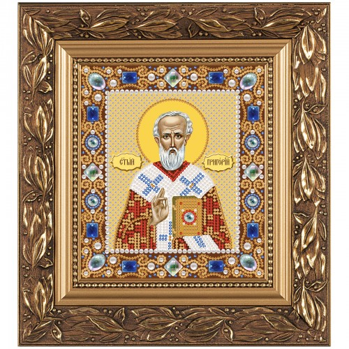 """Набор для вышивки иконы """"Свт. Григорий Богослов"""""""