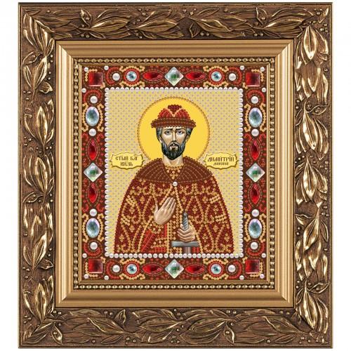 """Набор для вышивки иконы """"Св. Блгв. Великий Князь Димитрий (Дмитрий) Донской"""""""