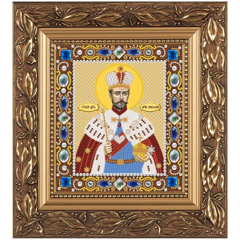 """Набiр для вишивання iкони """"Св. Мч. Цар Микола"""""""